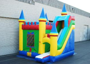 Activity Castle Combo Inflatable rent your today!