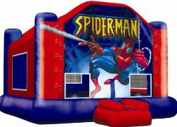 Rent Spriderman Jumper today from ELY Party Rentals!