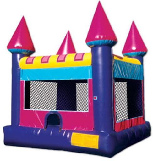 Call today to reserve the Little Lady Castle jumper for your party!